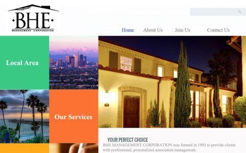 Corporate Boutique Mock Website Design